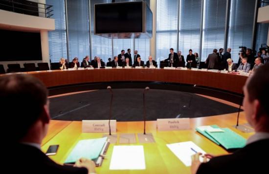 Untersuchungsausschuss zur Berateraffäre