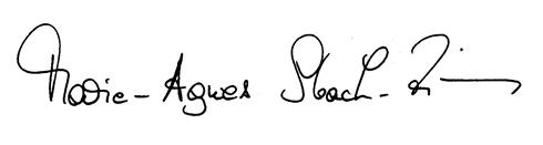 Signatur MASZ
